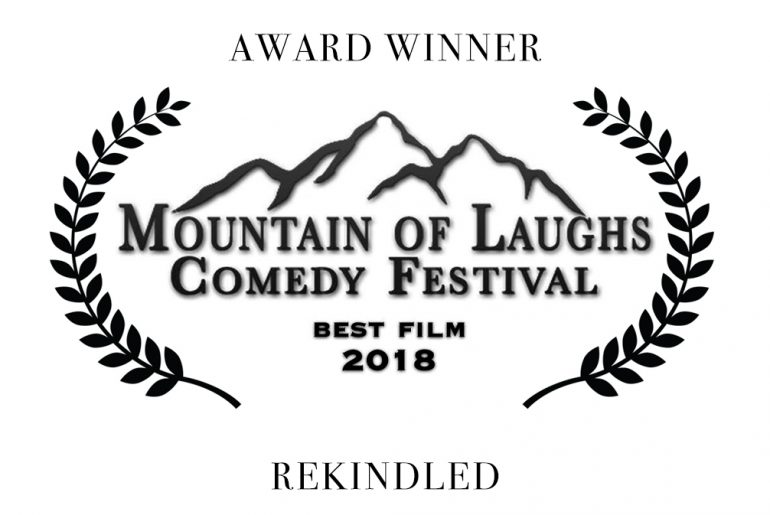 MOUNTAIN OF LAUGHS - AWARD